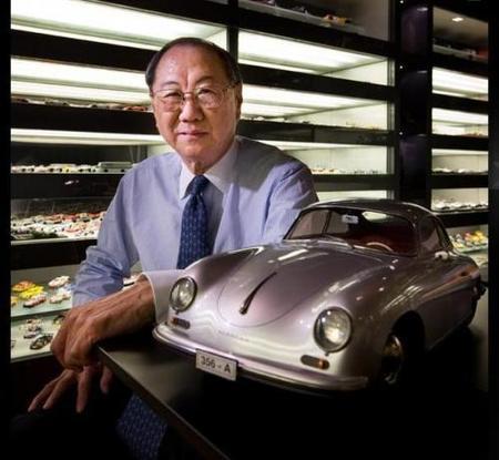 Detalle colección del Dr. Yu