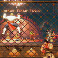 Street Fighter V: Vega recupera su escenario clásico en el próximo lote de contenidos y sí, volverá a subirse a la reja