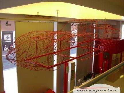 La Ferrari Store de Roma