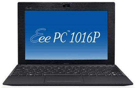 Asus Eee 1016P, el hermano mayor de los ultraportátiles trae Bluetooth 3.0