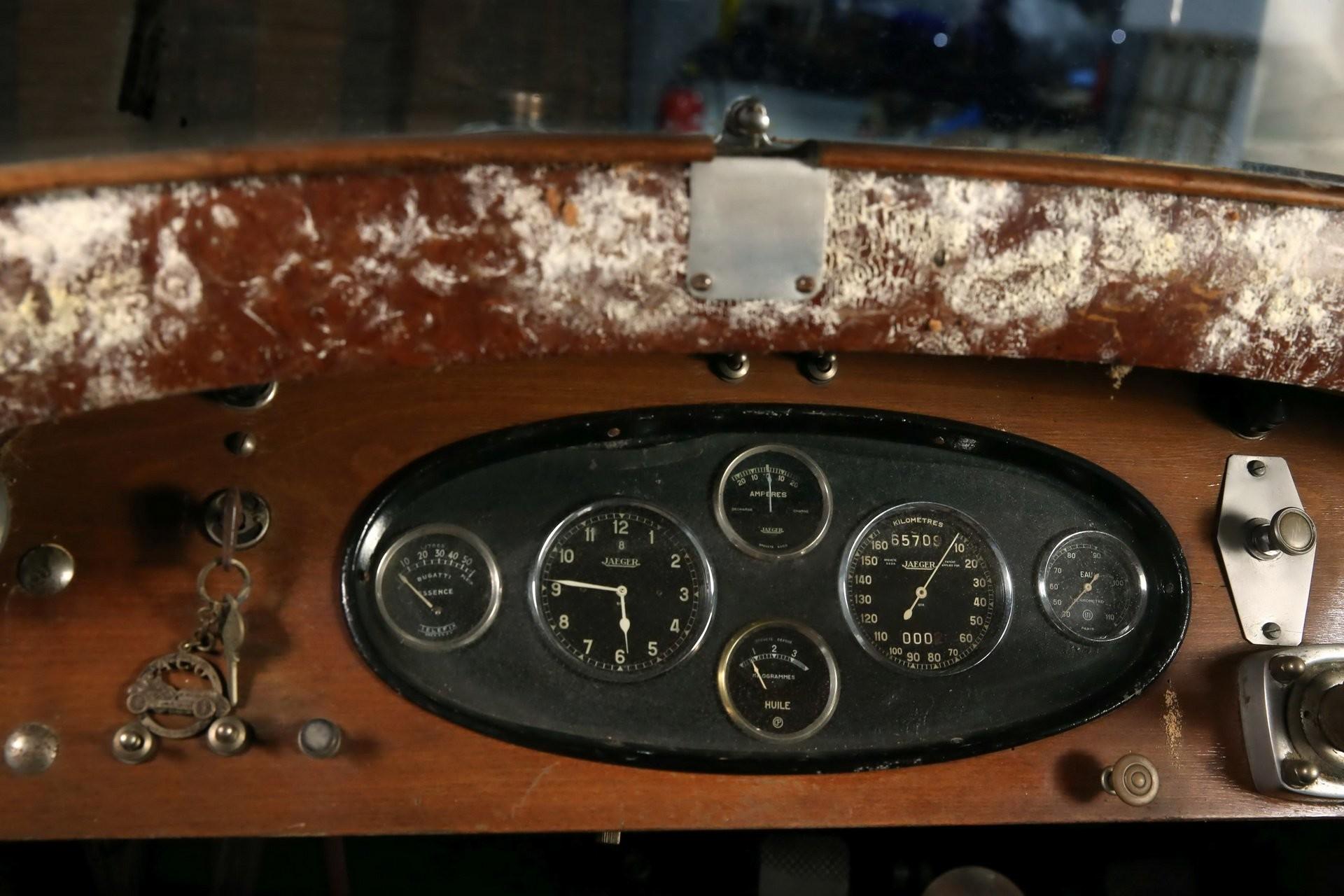 Foto de Barnfind Bugatti (10/11)
