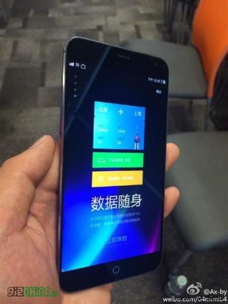 El Meizu MX4 Mini a la vista con YunOS, la plataforma móvil de Alibaba