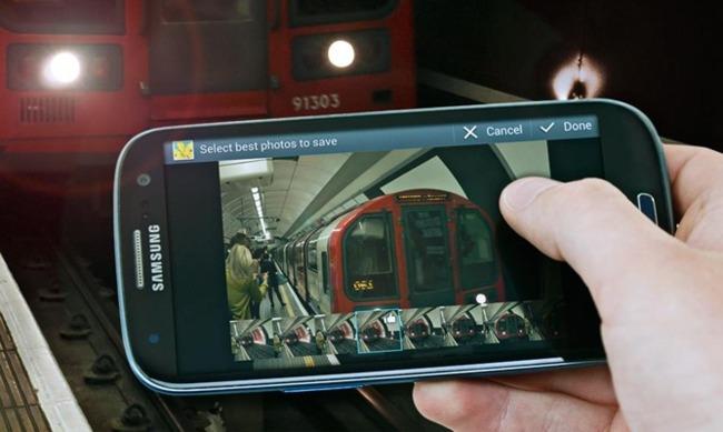 Samsung Galaxy SIII negro