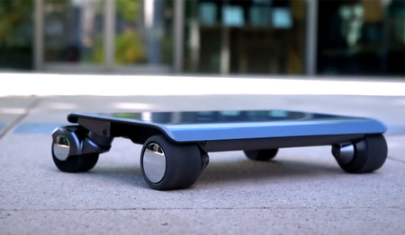Walkcar Hoverboard Patinete Electrico Compacto 1