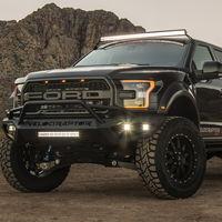 ¿Quieres la pick-up más extrema que hay? Por 349 mil dólares ya puedes pedir tu Hennessey Velociraptor 6x6