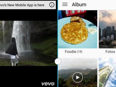YouTube ya se lleva bien con el modo multiventana