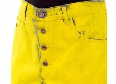 Lo último en pantalones: ¿por qué no pintarlos?
