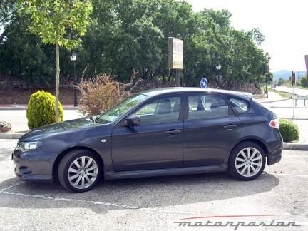 Subaru Impreza 2.0 Sport, prueba (parte 4)
