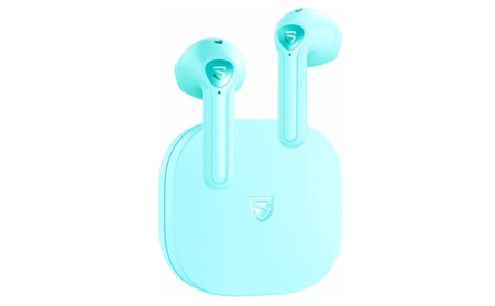 Soundpeats Trueair2 Auriculares Inalambricos Azules