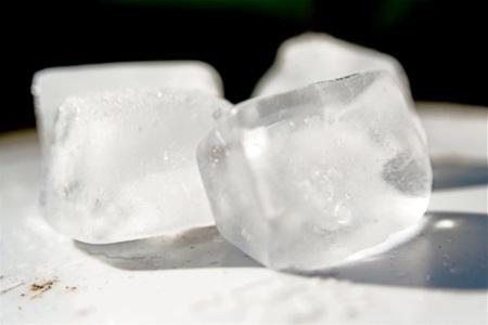 ¿Por qué el hielo es bueno para las lesiones?