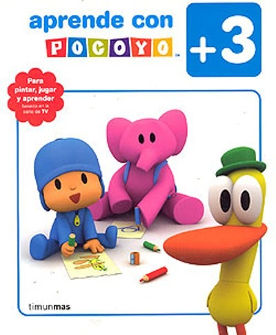 Aprende Con Pocoyo Y Sus Amigos