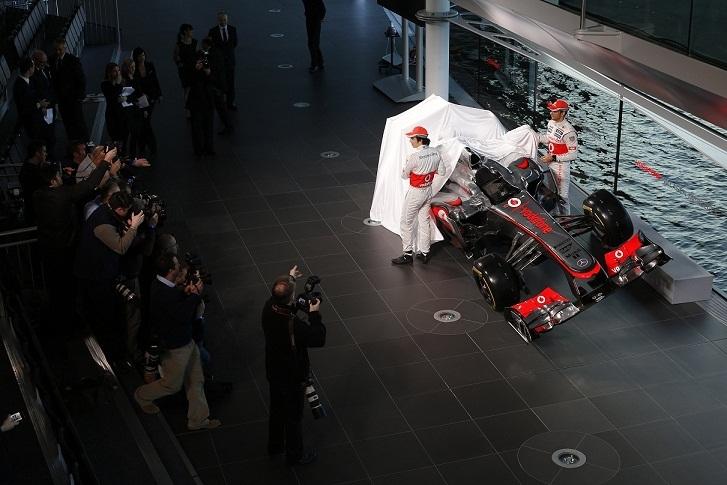Foto de McLaren-Mercedes MP4-28 (4/5)