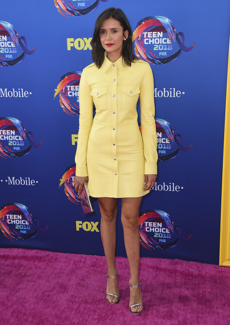 Teen Choice Awards 2018 Nina Dobrev2