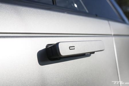 Range Rover Velar manillas puertas