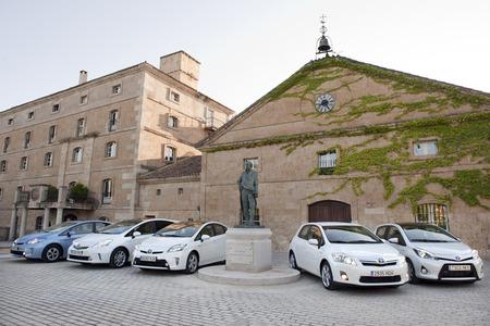 Gama híbrida de Toyota. Presentación y prueba en Valladolid (Parte 1)