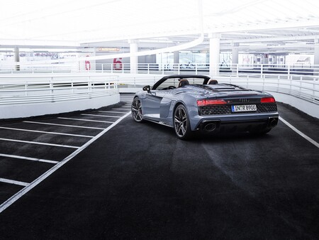 Audi R8 V10 Performance Rwd 2021 006