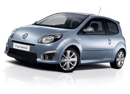 Renault Twingo R150.R, sólo para Holanda