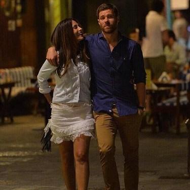 Cinco años de matrimonio <em>made in</em> Xabi Alonso: ¡Pero qué monérrimos!
