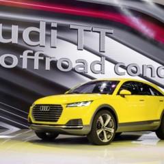 Foto 14 de 21 de la galería audi-tt-offroad-hibrido-enchufable en Motorpasión Futuro