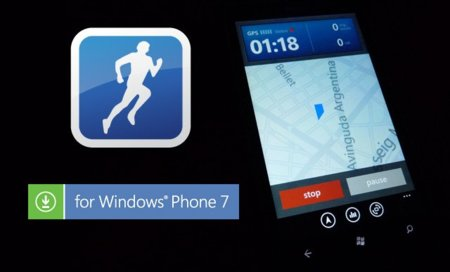 RunKeeper llega a Windows Phone 7