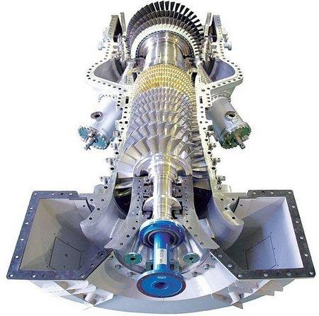 El futuro motor de la Fórmula 1 podría ser una turbina de gas