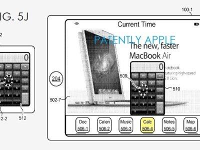 Una patente nos revela que la multitarea de iOS 9 puede ser sólo el principio