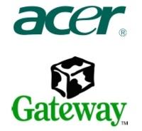 Acer crece más con la compra de Gateway