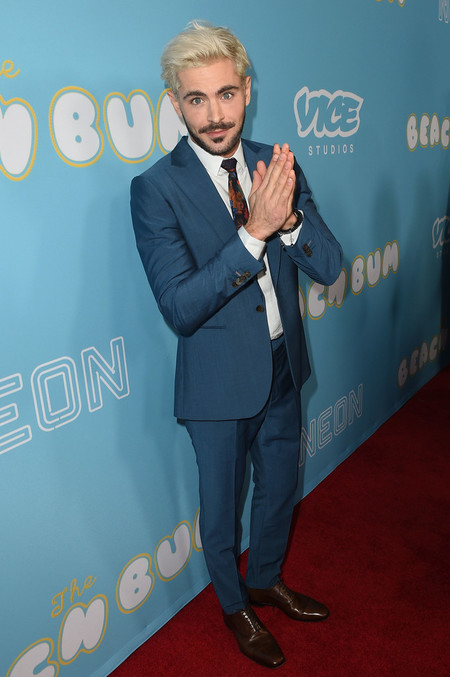 Zec Efron Los Angeles Premiere For Neon And Vice Studio S The Beach Bum 3