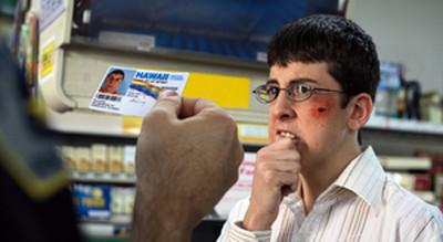Se rueda 'Mal ejemplo' ('Role Models'), una nueva comedia gamberra