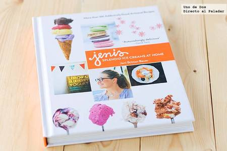 Jenis. Splendid ice creams at home. Libro