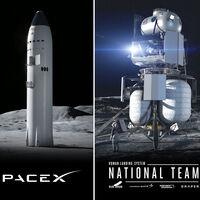 Nueva oportunidad para Blue Origin, la NASA deberá escoger un segundo módulo de aterrizaje para la histórica misión Artemis a la Luna