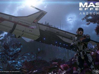 Mass Effect: Andromeda nos deleita con sus dos vehículos principales