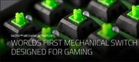 Razer revela interruptores mecánicos 'especiales' para gaming: Mechanical Switch