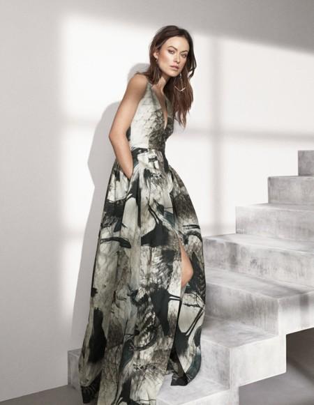 Olivia Wilde Hm Conscious 2015 Ad Campaign02