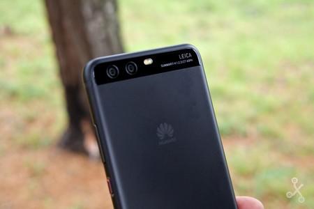 Huawei P10 Analisis Logo