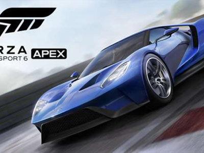Filtrado el gameplay de Forza Motorsport 6: Apex para Windows 10 y luce así de espectácular