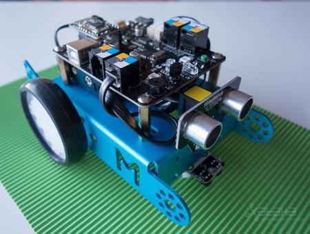 Aprovecha para que los peques de la casa aprendan robótica al mejor precio: Makeblock mBot-S Explorer está a 59 euros en Amazon