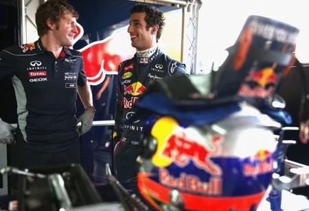 Daniel Ricciardo y Red Bull, juntos los próximos tres años
