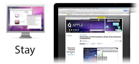 Stay, las ventanas de tus aplicaciones siempre en el mismo lugar