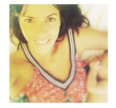 A la cabeza de las mamás felices, ahí tenemos a Raquel del Rosario