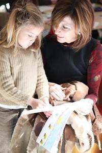 'Podemos cambiar nuestro estilo de vida si nos lo planteamos, dándoles a los niños una vida sana'. Entrevista con Soledad Román