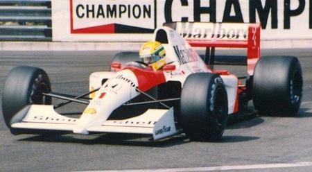 Ayrton Senna: The Movie. Posiblemente la mejor película biográfica de la historia