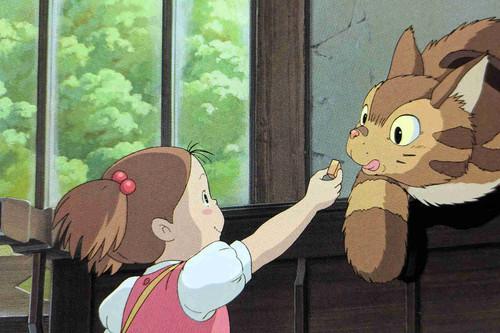 Así es 'Mei y el gatitobús', la secuela de 'Mi vecino Totoro' que solo se proyecta en el museo Ghibli