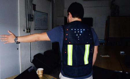 Safe Ride, un chaleco creado por mexicanos para ayudar a los ciclistas