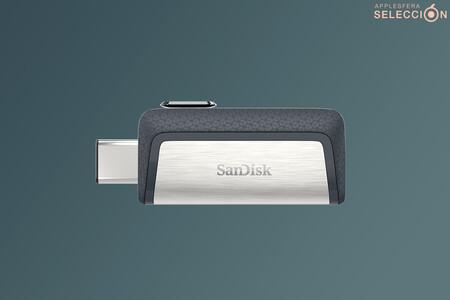 Más almacenamiento en tu iPad con SanDisk Ultra Dual DriveType-C 128 GB, rebajado a su mínimo histórico en Amazon: 14,39 euros