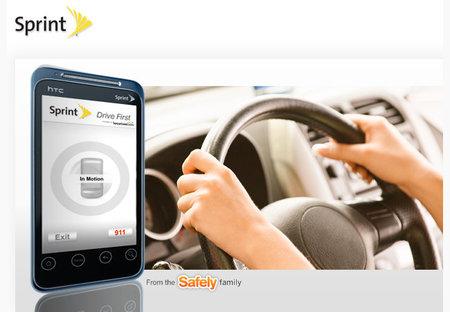 Drive First, una aplicación que te bloquea el móvil mientras conduces