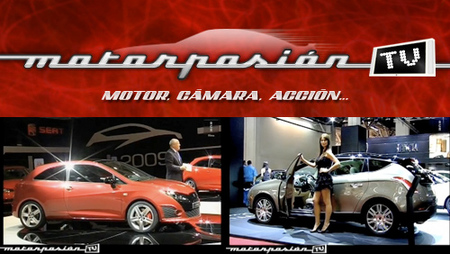 Motorpasión.tv, dentro vídeo para lo nuevo de Weblogs, S.L.
