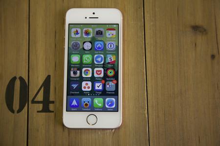 Apple iPhone SE de 128GB por sólo 349,90 euros en El Corte Inglés