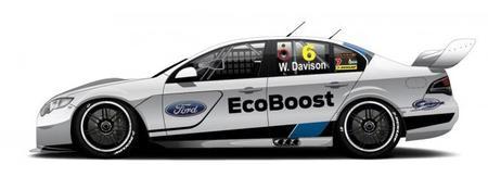 Penske Racing se fija en los V8 Supercars