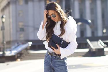 Para vestir tus días con estilo tan solo necesitas una camisa de volantes